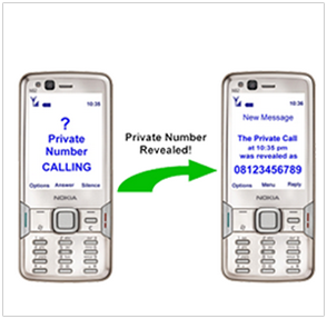 Software For Pvt.Number Call
